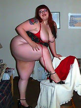 nude fat wifes